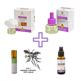 Pack Completo Anti Mosquitos