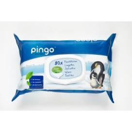 Caja 12 bolsas de Toallitas Pingo