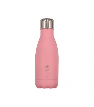 Botella térmica Rosa Pastel 260ml