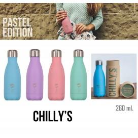 Botella térmica Lila Pastel 260ml