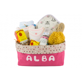 My Welcome Baby Box Rosa