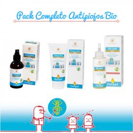 Pack Completo Antipiojos Bio