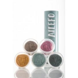 Plastilina Orgánica Ailefo