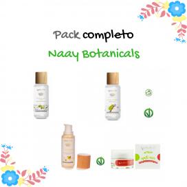 Pack Bebé Naay Botanicals