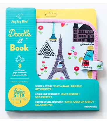Libro pizarra París
