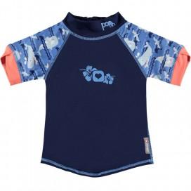 """Camiseta anti UV 50+ """"Whale"""""""
