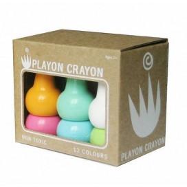 Ceras Playon Crayon colores pastel caja con 12 ceras