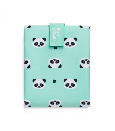 Porta bocatas Boc'n'Roll Kids panda