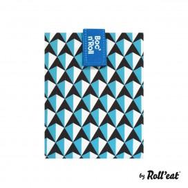 Porta bocatas Boc'n'Roll Tiles Azul