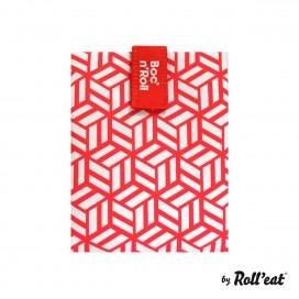 Porta bocatas Boc'n'Roll Tiles Rojo