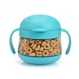 Contenedor Snacks Azul