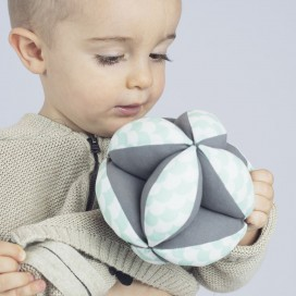 Pelota Montessori Escamas