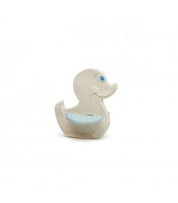 Mordedor alas de pato Azul