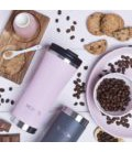 Taza de cafe termica
