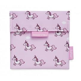 Porta Snack'n'Go Animales Unicornio