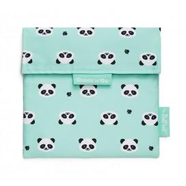 Porta Snack'n'Go Animales Panda
