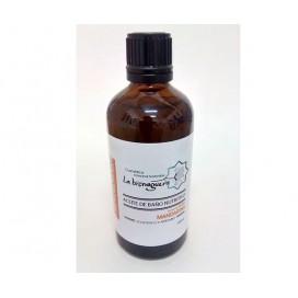 Aceite baño nutritivo Mandarina la Biznaguera 100ml.