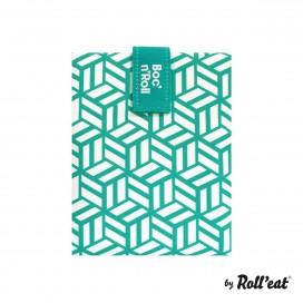 Porta bocatas Boc'n'Roll Tiles Verde