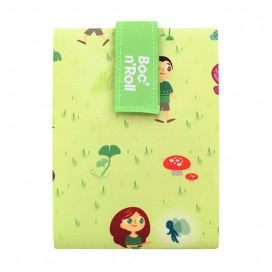 Porta bocatas Boc'n'Roll Kids Forest Verde