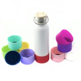 Cubre base de silicona para botella MONTII