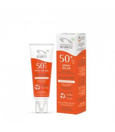 Spray protector solar Cara&Cuerpo SPF50 ALGA MARIS