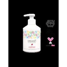 Jabón de manos Rosas ORGANii
