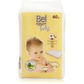 Almohadillas Bebé 100% Algodón Bio Bel Nature