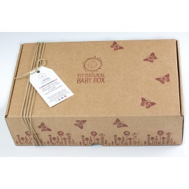 ¡SUPER PACK! Nappies + Wellness Baby Box