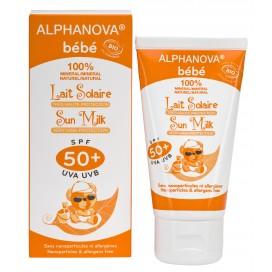 Protector solar Bio Bebé SPF 50+ 50GR