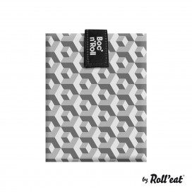 Porta bocatas Boc'n'Roll Tiles Negro