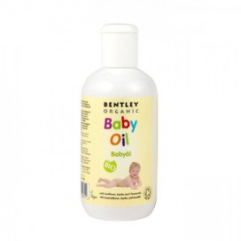 Aceite corporal Bio para bebé 250ml.Bentley Organic