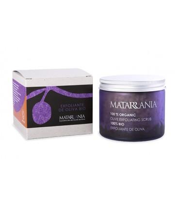 Exfoliante de Oliva Bio 250ml Matarranía