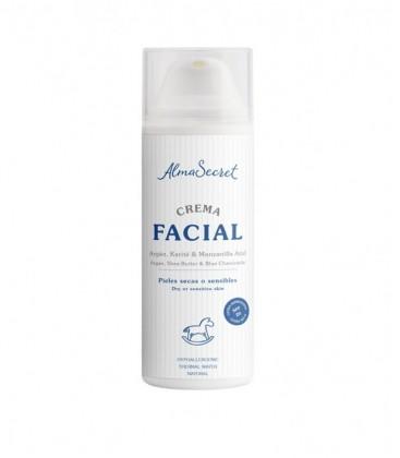 Crema Facial Hidratante con protección SPF20 ALMA SECRET
