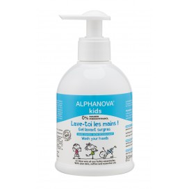 Gel Desinfectante Lávate las Manos 300ml Alphanova Kids