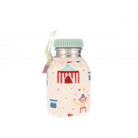 Botella Acero con Funda Circus Personalizable 350ml
