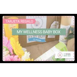 Regalo: My Wellness Baby Box