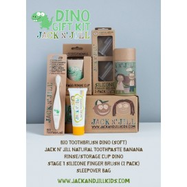 Kit regalo higiene dental Dino