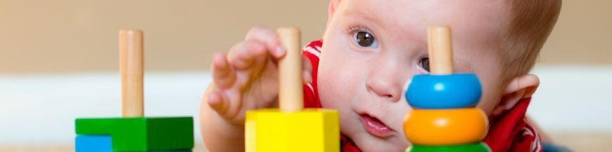 Juguetes ecológicos para bebes y niños
